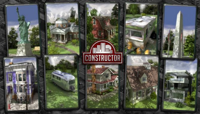 Constructor Building Pack 2 Made in America Free Download