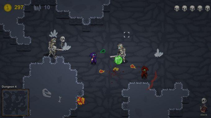 Dungeons of Necromancers Torrent Download