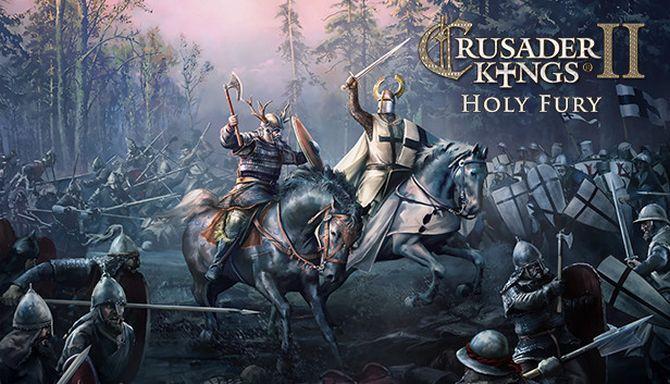 Expansion - Crusader Kings II: Holy Fury Free Download