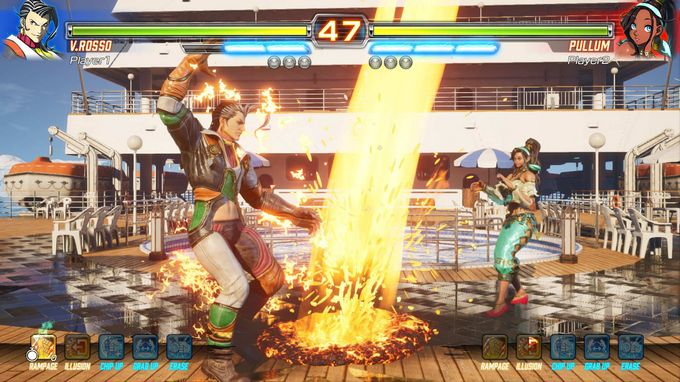 FIGHTING EX LAYER Update v1 1 3 PC Crack