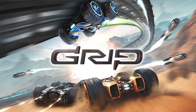 GRIP Combat Racing Update v1 3 3 Free Download