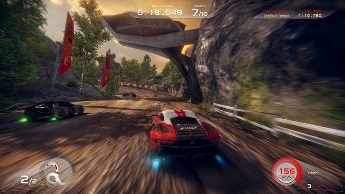 Rise Race The Future Update v1 2 PC Crack