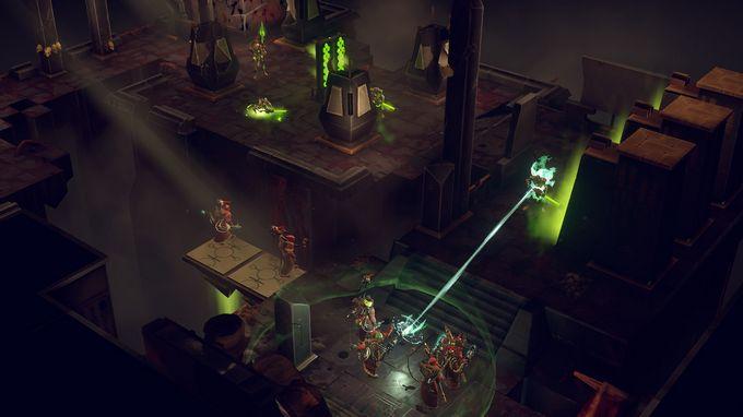 Warhammer 40000 Mechanicus Update v1 1 4 Torrent Download
