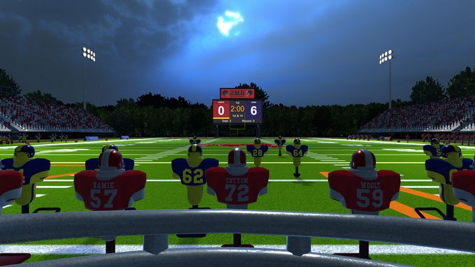 2MD VR Football PC Crack
