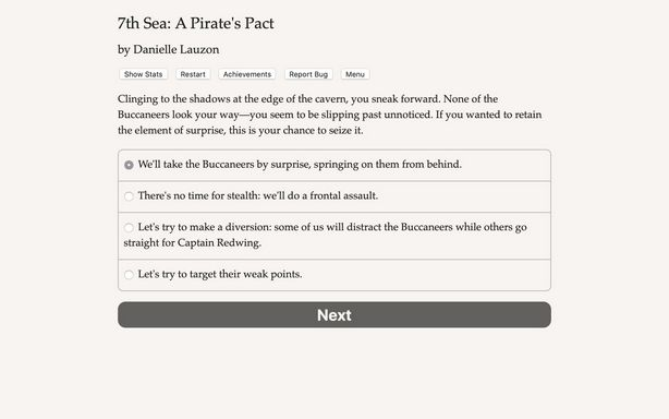7th Sea: A Pirate's Pact Torrent Download