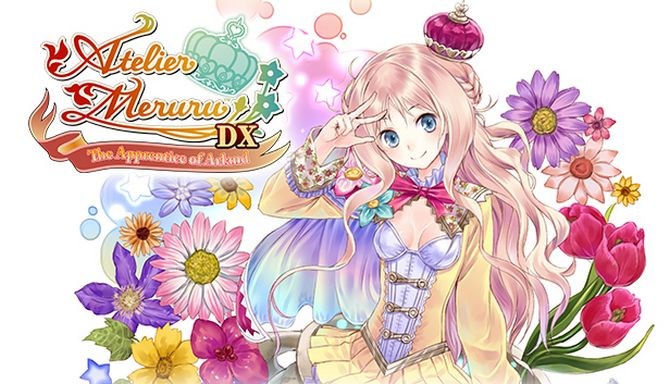Atelier Meruru ~The Apprentice of Arland~ DX - メルルのアトリエ ~アーランドの錬金術士3~ DX Free Download