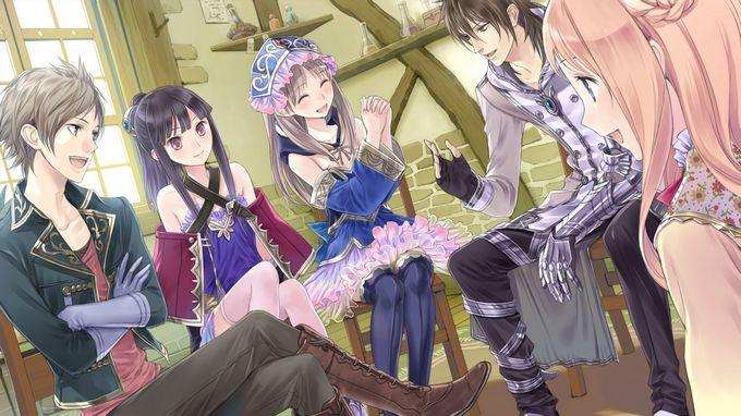 Atelier Meruru ~The Apprentice of Arland~ DX - メルルのアトリエ ~アーランドの錬金術士3~ DX PC Crack