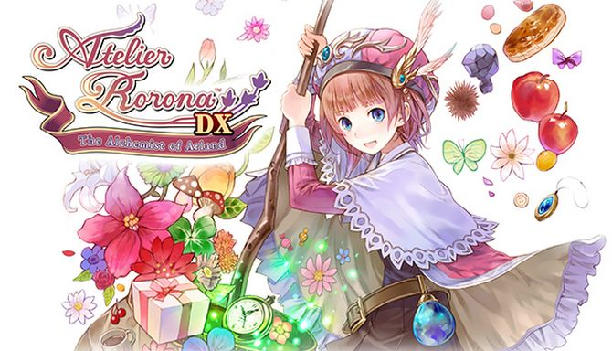 Atelier Rorona ~The Alchemist of Arland~ DX - ロロナのアトリエ ~アーランドの錬金術士~ DX Free Download