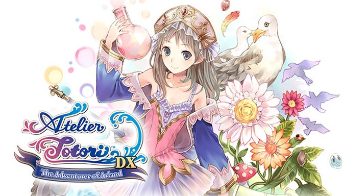 Atelier Totori ~The Adventurer of Arland~ DX - トトリのアトリエ ~アーランドの錬金術士2~ DX Free Download