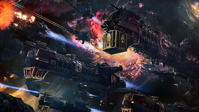 Battlefleet Gothic: Armada 2 PC Crack