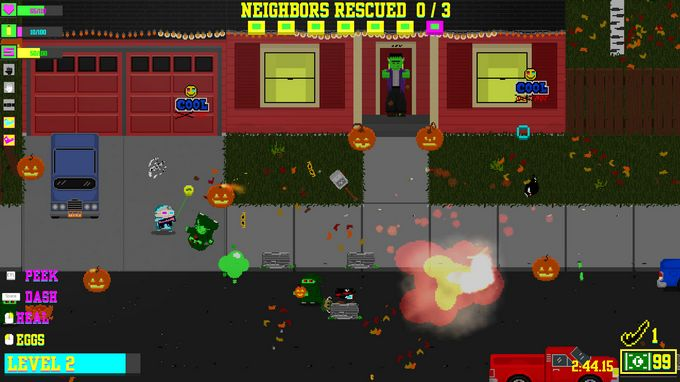 Creekside Creep Invasion Torrent Download