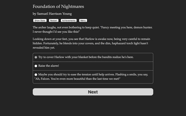 Foundation of Nightmares PC Crack