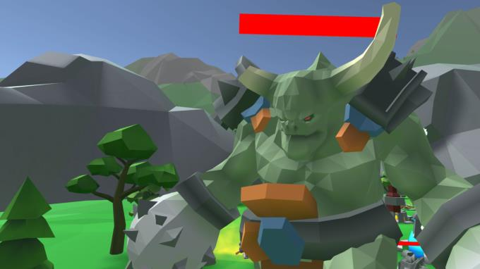 Orc Towers VR PC Crack