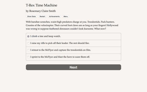 T-Rex Time Machine Torrent Download