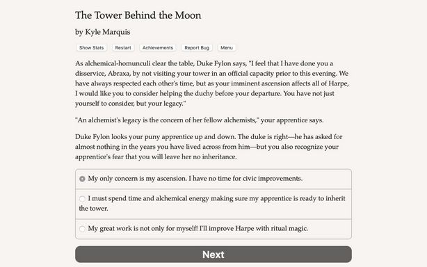 Tower Behind the Moon PC Crack