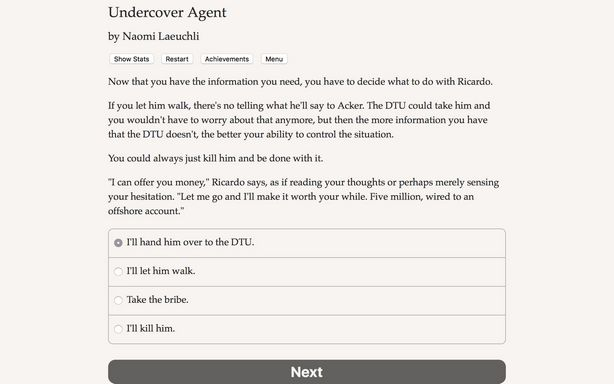 Undercover Agent Torrent Download