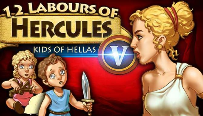 12 Labours of Hercules V: Kids of Hellas (Platinum Edition) Free Download