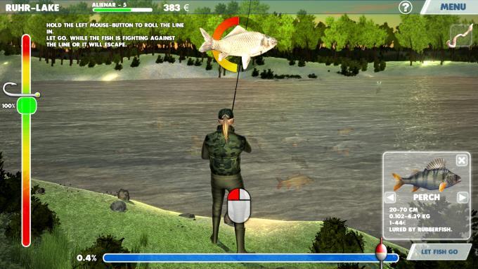 3D Arcade Fishing PC Crack