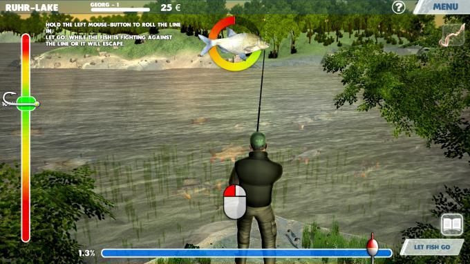 3D Arcade Fishing Torrent Download