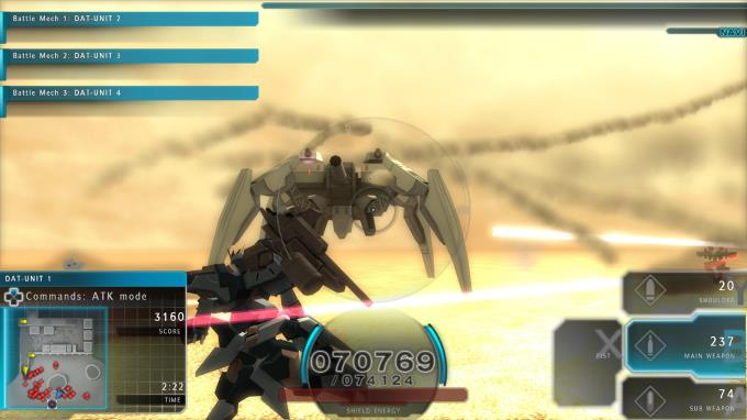 ASSAULT GUNNERS HD EDITION Torrent Download