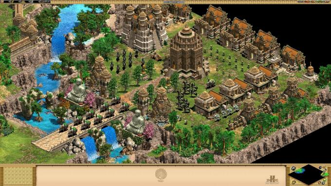 Age of Empires II HD: Rise of the Rajas PC Crack