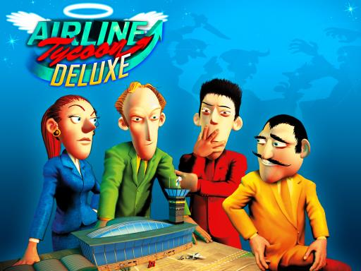 Airline Tycoon Deluxe Torrent Download