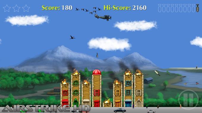 Airstrike HD PC Crack