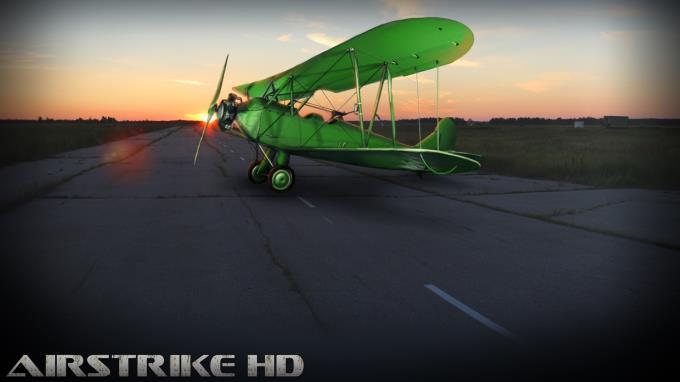 Airstrike HD Torrent Download