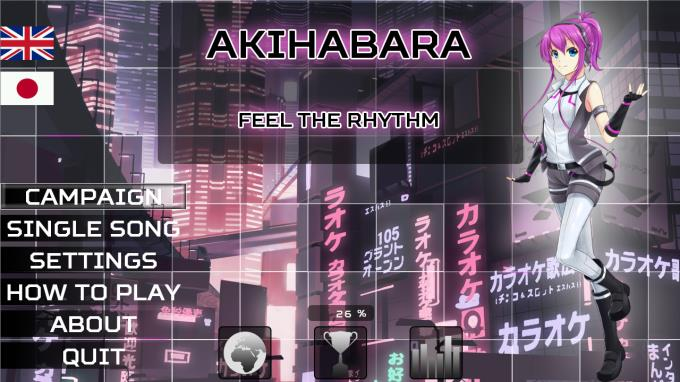 Akihabara - Feel the Rhythm Torrent Download