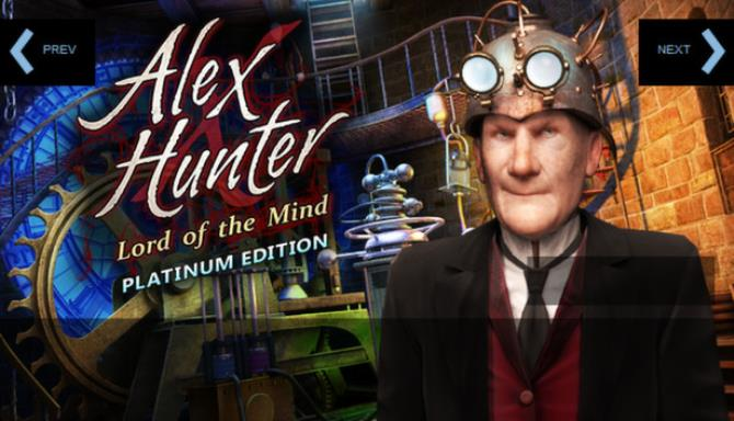 Alex Hunter - Lord of the Mind Platinum Edition Free Download