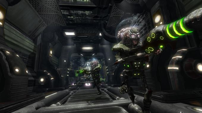 Alien Arena: Warriors Of Mars Torrent Download