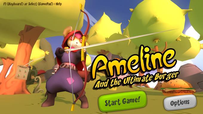 Ameline and the Ultimate Burger Torrent Download
