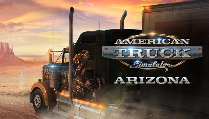 American Truck Simulator - Arizona Free Download