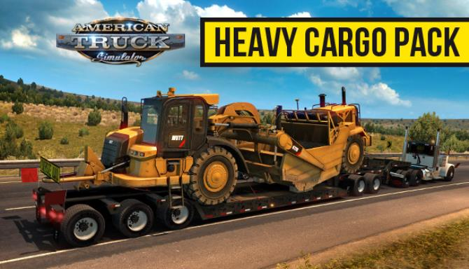 American Truck Simulator - Heavy Cargo Pack Free Download