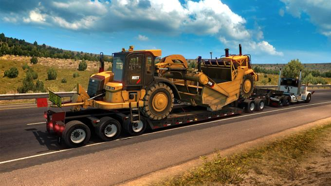 American Truck Simulator - Heavy Cargo Pack Torrent Download
