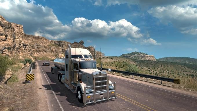 American Truck Simulator - New Mexico Torrent Download
