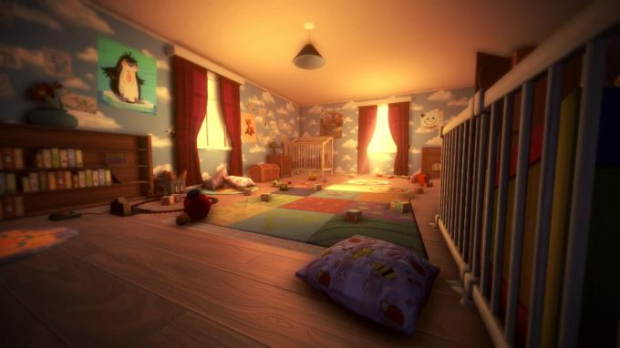 Among the Sleep - Enhanced Edition Torrent Download