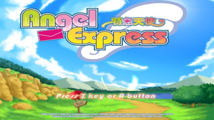 Angel Express [Tokkyu Tenshi] Torrent Download