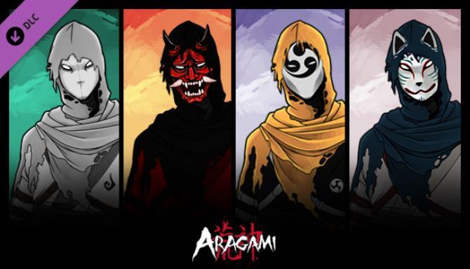 Aragami - Assassin Masks Set Free Download