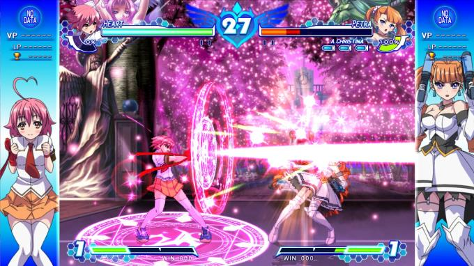 Arcana Heart 3 LOVE MAX!!!!! PC Crack