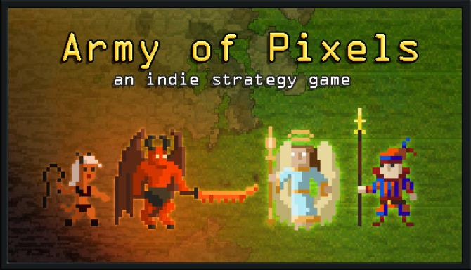 Army of Pixels Free Download