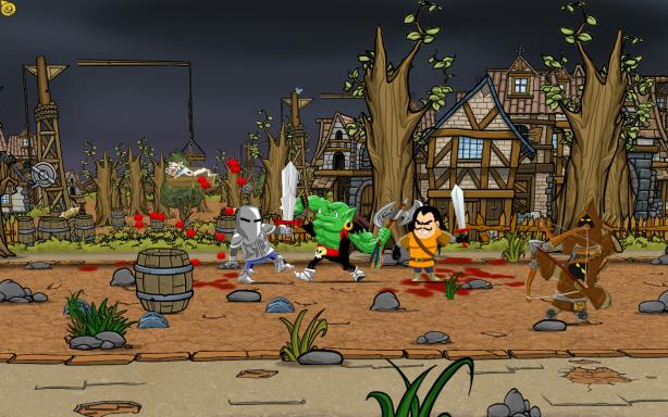 Arson and Plunder: Unleashed Torrent Download