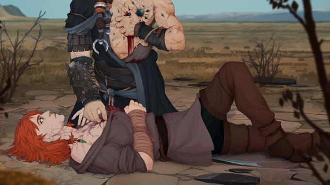 Ash of Gods: Redemption PC Crack