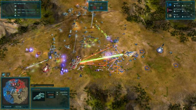 Ashes of the Singularity: Escalation - Inception DLC Torrent Download
