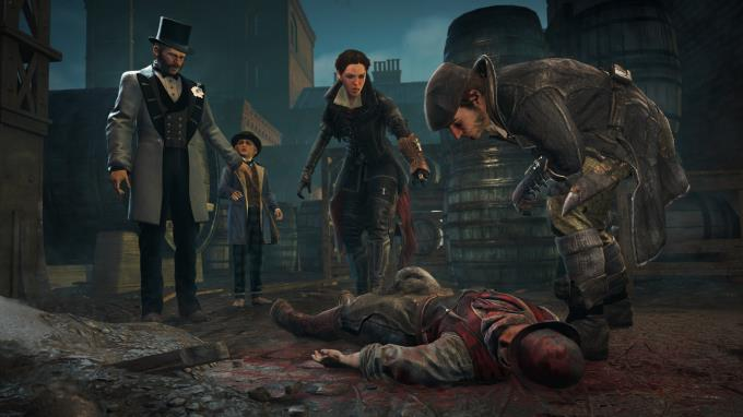 Assassin's Creed® Syndicate - The Dreadful Crimes PC Crack