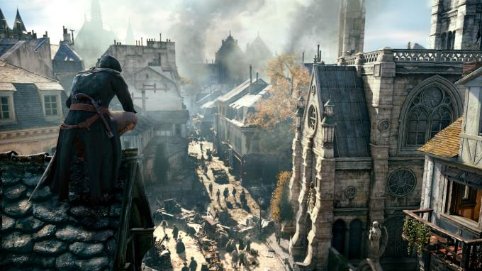 Assassin's Creed® Unity PC Crack