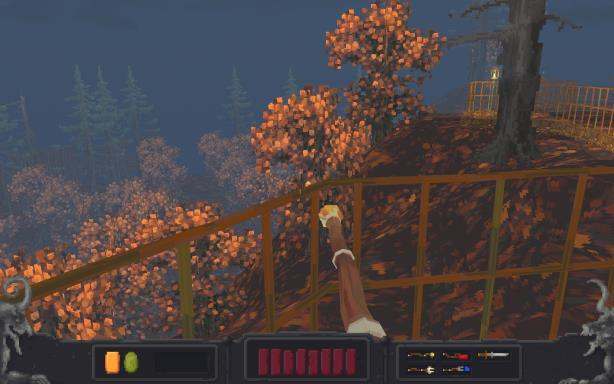 Autumn Night 3D Shooter Torrent Download