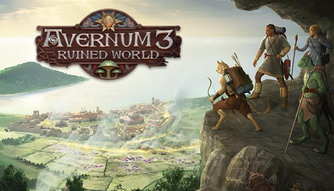 Avernum 3: Ruined World Free Download