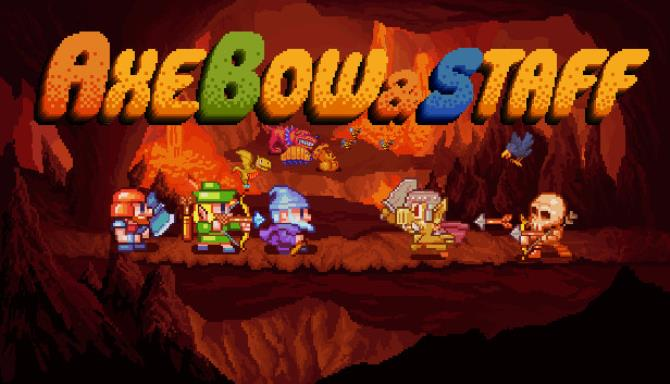 Axe, Bow & Staff Free Download