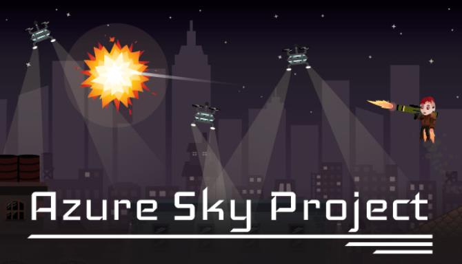 Azure Sky Project Free Download